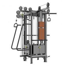 882A Силовая станция. Стек 50 кг+70 кг+27,5 кг+50 кг