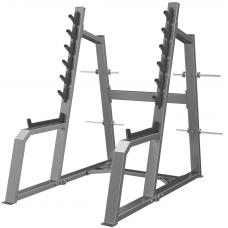 E-3050 Стойка для приседаний с ограничителями (Squat Rack)