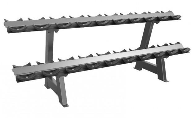 E-3077 Стойка для гантелей (Dumbell Rack)