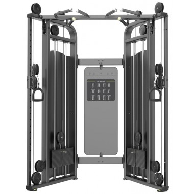 E-1017В Комплекс для функциональных тренировок. Стек 100*2 кг