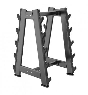 E-7055 Стойка для штанг 10 шт ( Barbell Rack)