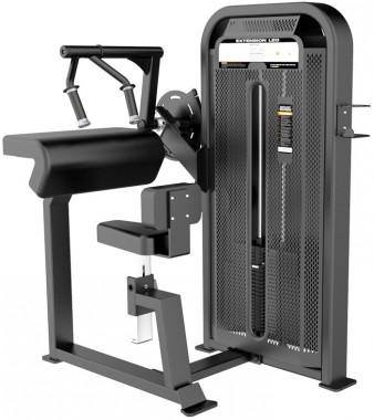 Fusion E-5027 Трицепс-машина сидя. Прямая парта Стек 64 кг