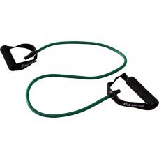 Эспандер трубчатый PROFI-FIT, зеленый, сопротивление 5 кг