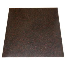 Резиновая плитка Rubblex Sport Mix (30%) 1000x1000x10 мм
