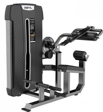 Style E-4088A Пресс машина/разгибание спины. Стек 94 кг.