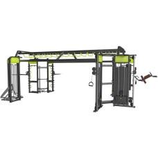 360A Станция DHZ для функциональных тренировок, 870х500х256 мм