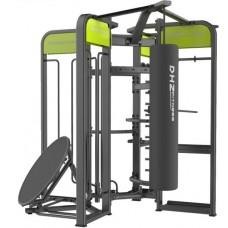 360E Функциональная станция DHZ для кроссфит тренировок, 310х305х236 см
