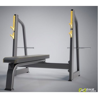 DHZ Style Pro E1043 Скамья - стойка для жима штанги лежа