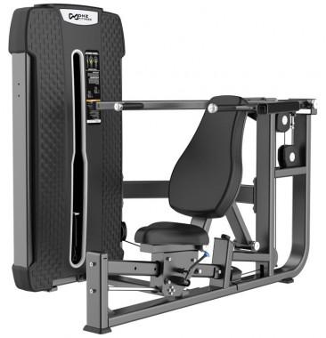 Style Pro E-4084 Жим от груди и плеч. Стек 110 кг.
