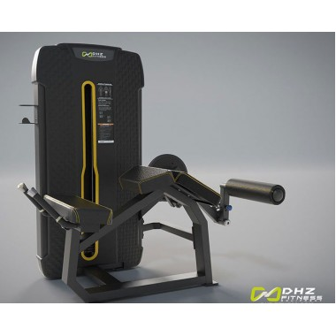E-4001A Сгибание ног лежа (Prone Leg Cur). Стек 94 кг.