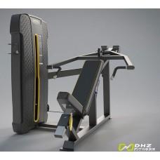 E-4013A Наклонный грудной жим (Incline Press). Стек 109 кг.