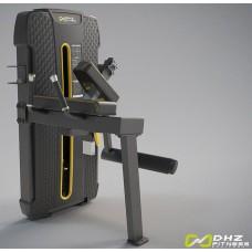 E-4024A Глют-машина. Ягодичные (Glute Isolator). Стек 49 кг.