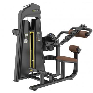 E-1088 Пресс машина/Разгибание спины. Стек 110 кг