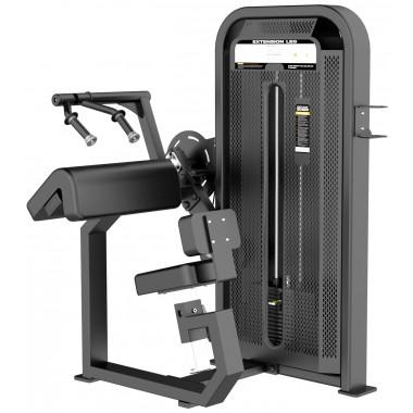 Fusion E-5028 Трицепс-машина сидя. Наклонная парта Стек 105 кг