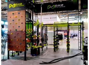 DHZ Fitness на выставке MIOFF 2018 в Москве