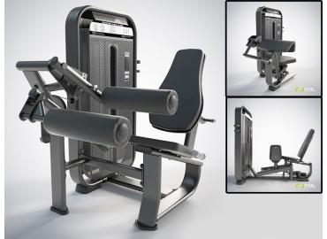 Новинка! Комбинированные тренажеры DHZ Fitness